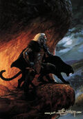 Drizzt Do'Urden - Sojourn - Jeff Easley