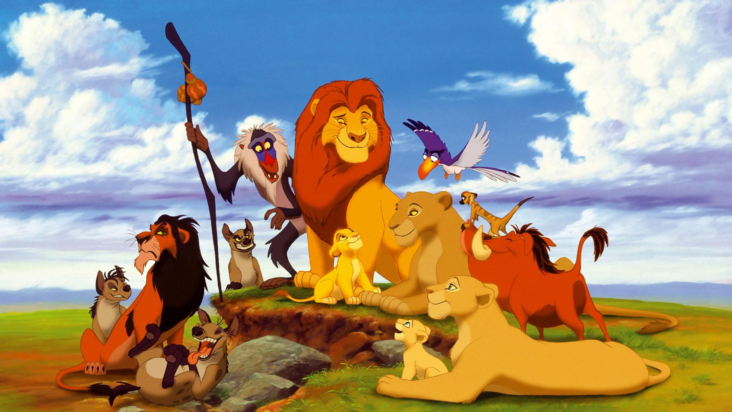 The Lion King Disney Wiki