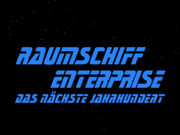 Serientitel TNG Deutsch 2
