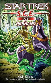 Orphans - eBook cover