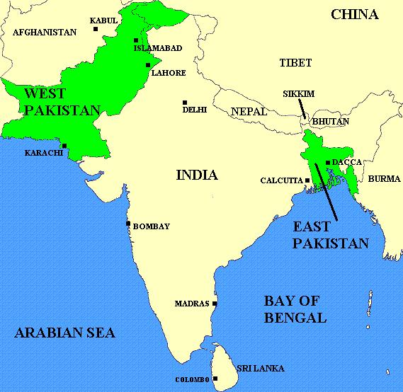 creation on pakistan Pakistan: myths and consequences pakistan as it was created did not really overlap the domain of the north indian muslim elite who had been the main drivers of this demand and in spite of the creation of a pan-pakistan middle class that has been acculturated into a.