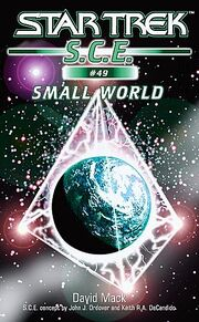 Small World - eBook cover