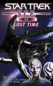 Lost Time - eBook cover
