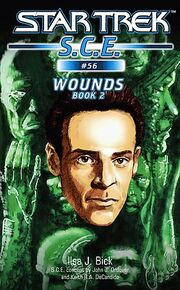 Wounds, Book 2 - eBook cover