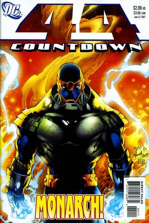 Cover for Countdown #44