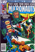Micronauts Vol 1 16