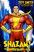 Shazam - Monster Society of Evil 4
