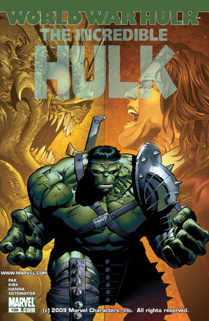 Incredible Hulk Vol 2 108