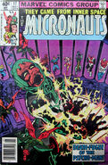 Micronauts Vol 1 17