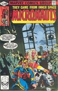 Micronauts Vol 1 18