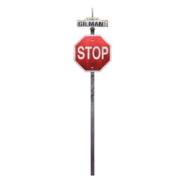Stop sign redirect