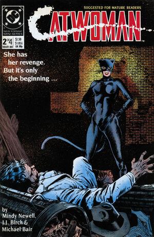 Cubierta para Catwoman # 2