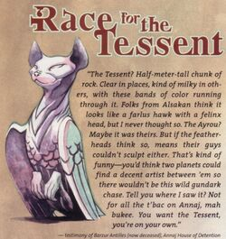 Race for the Tessent G9