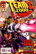 Team X 2000 Vol 1 1