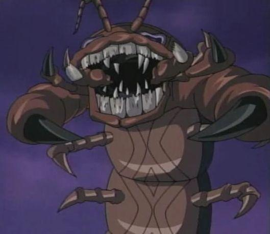 Lucifer Yugioh: Doom Dozer (character)