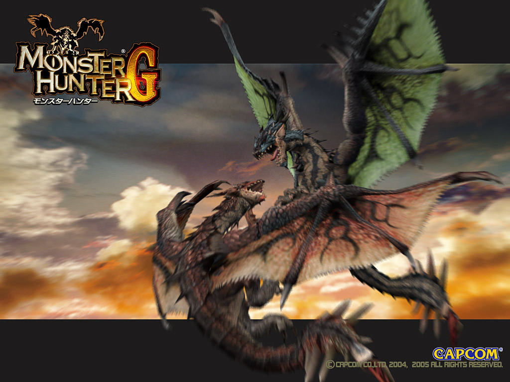 Dragon Hunter Wallpapers