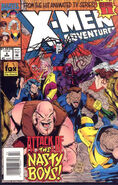 X-Men Adventures Vol 2 2