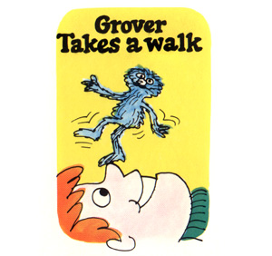 GroverTakesWalk