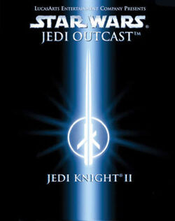 Star Wars- Jedi Knight II- Jedi Outcast cover