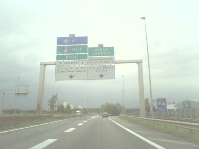 Route nationale fran aise 50 wikisara - Point p arras ...