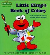 Little Elmo&#39;s Book of Colors