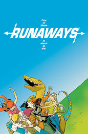 Runaways Vol 2 18 Textless