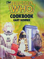 Doctor Who Cookbook cover