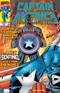 Captain America Sentinel of Liberty Vol 1 9