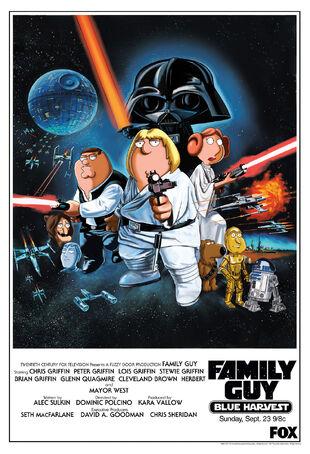 family guy star wars trilogy dvdrip