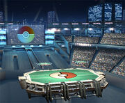 Estadio Pokémon 2 Brawl