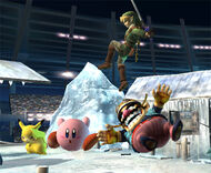 Estadio Pokémon 2 Hielo Brawl