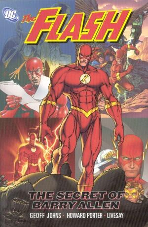 Cover for Flash (Collections) #1