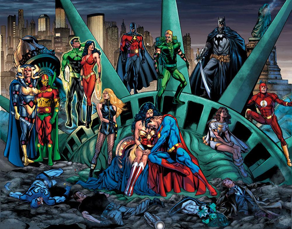 Countdown - DC Comics Database
