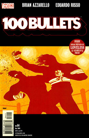 Cover for 100 Bullets #64