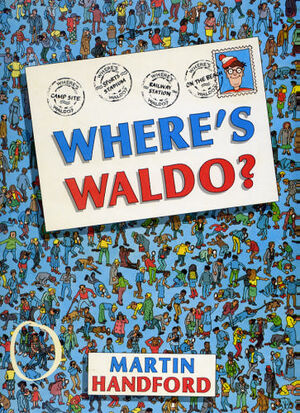 Where's Waldo? (click to visit wiki)