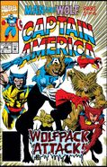 Captain America Vol 1 406