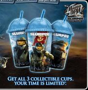 Halo 3 slurpies