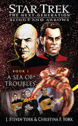 A Sea of Troubles eBook cover