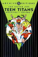 Silver Age Teen Titans Archives, Volume 1