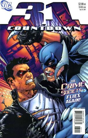 Cover for Countdown #31