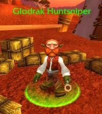Glodrak Huntsniper