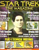 Star Trek The Magazine volume 1 issue 17 cover
