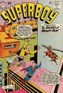 Superboy Vol 1 85