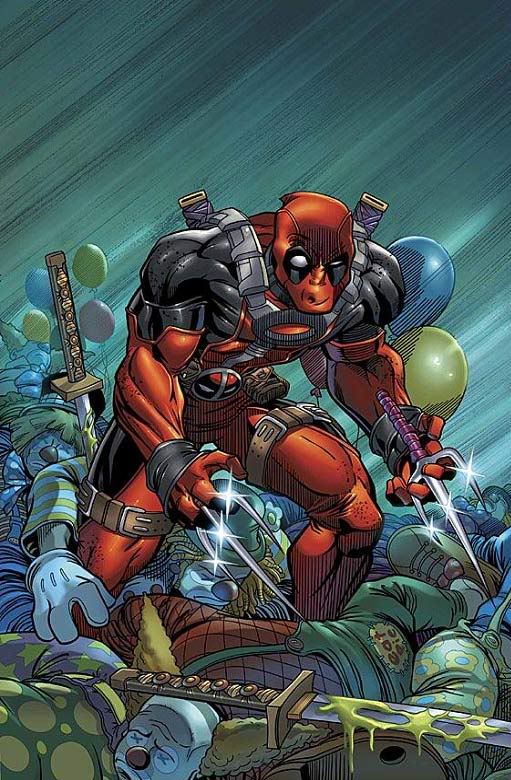 Cable & Deadpool Vol 1 15 Textless