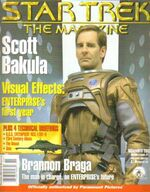 Star Trek The Magazine volume 3 issue 7 cover