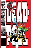 Deadpool The Circle Chase Vol 1 3
