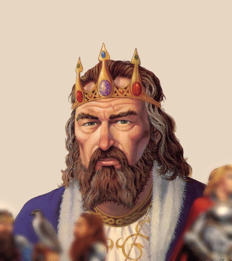 King Azoun IV of Cormyr