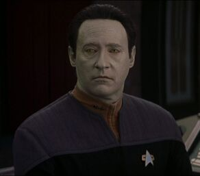 Lieutenant Commander Data