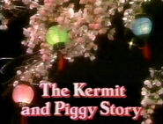 The Kermit &amp; Piggy Story 0001 title