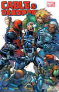 Cable &amp; Deadpool Vol 1 34